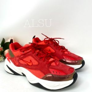 Nike M2K Tekno University RedSuede Mesh W AUTHENTI
